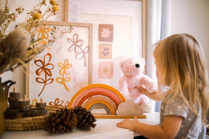 comment decorer chambre enfant