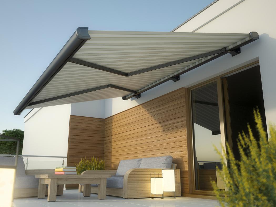 Terrasse : les 7 avantages du store banne