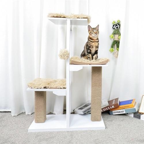 fabriquer arbre à chats