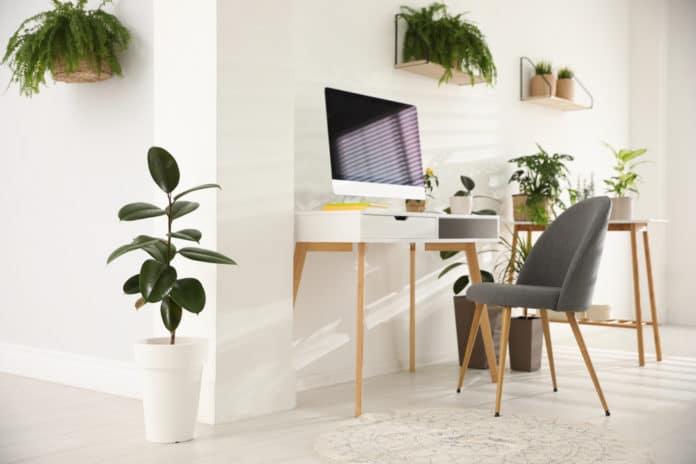 Comment aménager un bureau avec un gain de place maximal
