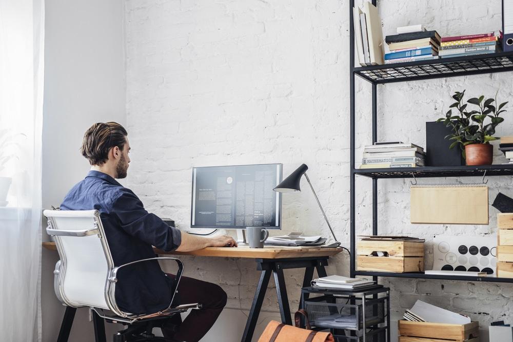 Comment aménager un bureau avec un gain de place