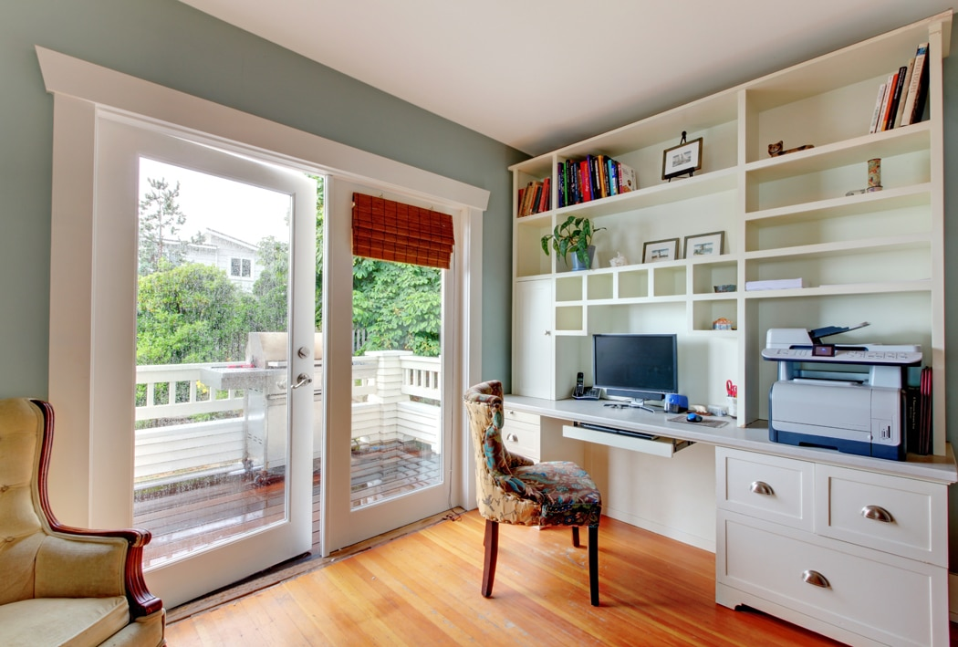 comment aménager bureau à domicile