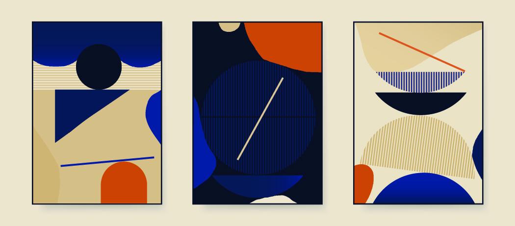 Toile tendue : l'art de l'habillage mural décoratif