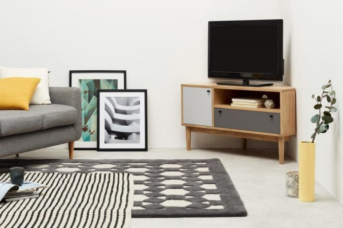 Conseils pour choisir un meuble TV d'angle