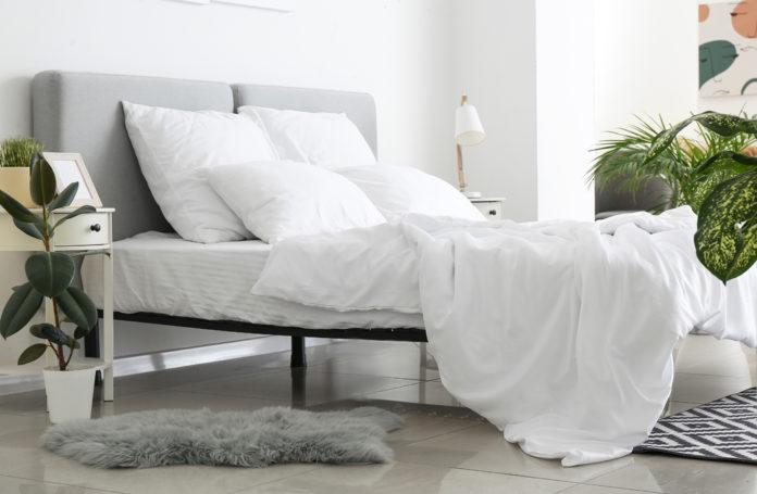 pieds de lit design