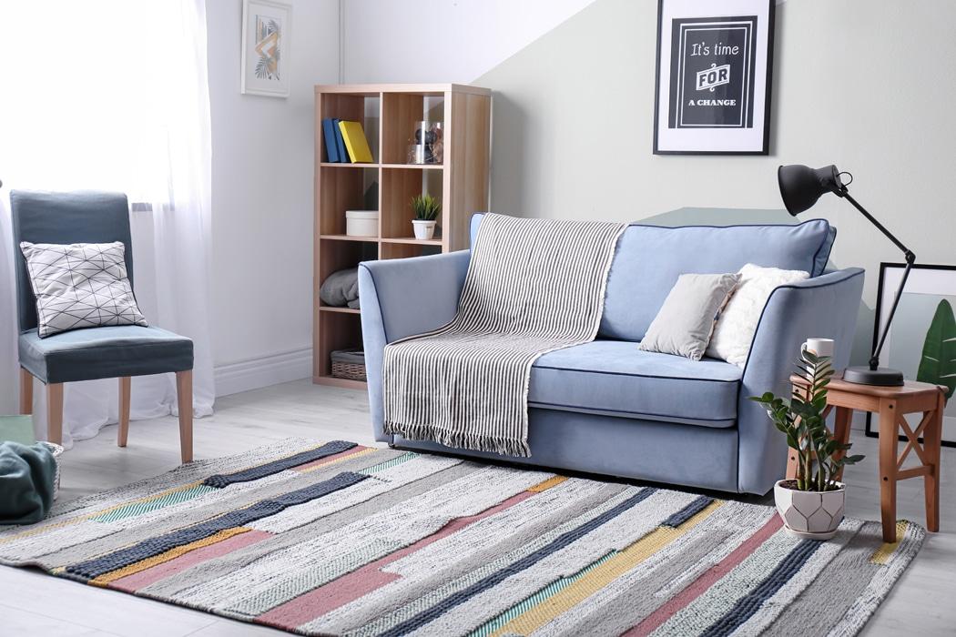 Comment relooker son sol avec des tapis ?