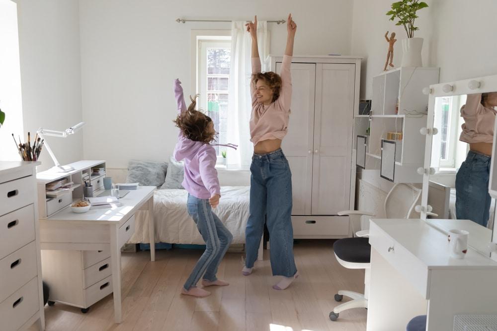 aménager une chambre d'adolescent