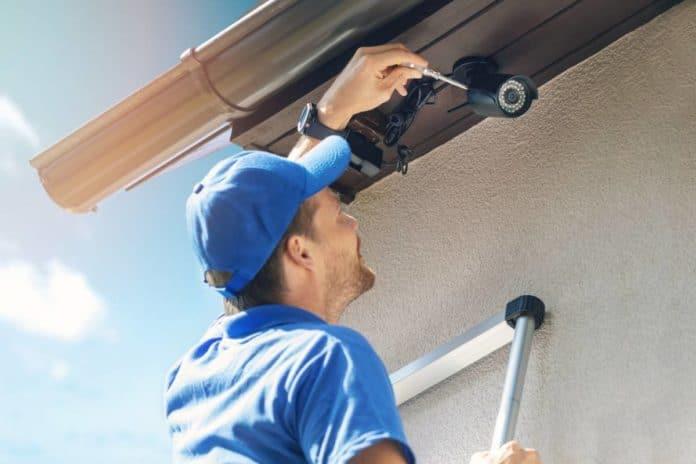 Sécurité : comment installer une vidéo surveillance chez soi ?