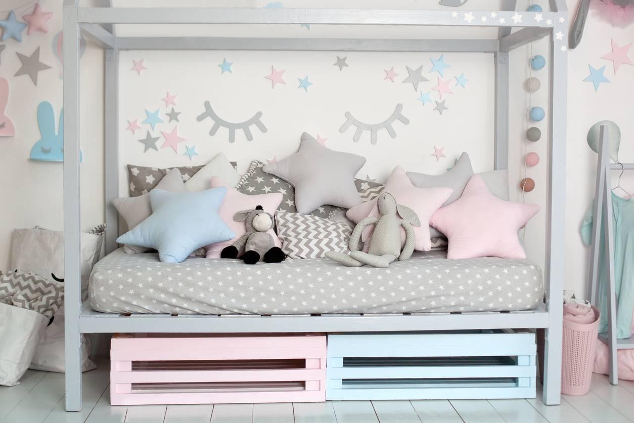stickers décoration de chambre enfant